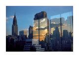Skyline, New York City Art by Ernst Haas