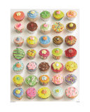 Cup Cakes Posters by Howard Shooter