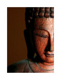 Buddha Profile Posters