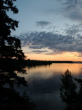 Lake of the Woods, Ontario, Canada Photographic Print by Keith Levit