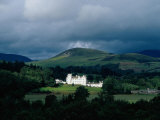 Blair Castle, Scotland Photographic Print by Bruce Clarke