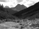 Canadain Rocky Mountains Photographic Print by Keith Levit