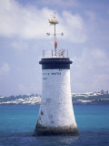 Smith's Light, Bermuda Photographic Print by Barry Winiker