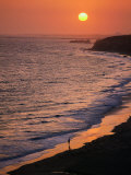 Sunrise, Orange County, CA Photographic Print by Mitch Diamond