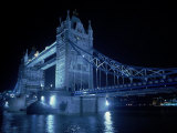 The Tower Bridge and the River Thames, UK Photographic Print by Kindra Clineff