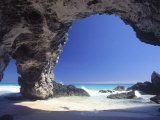 Natural Arches, Tuckers Town, Bermuda Fotografie-Druck von Robin Hill