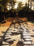 Banteay Srei Temple, Angkor, Cambodia Photographic Print by Angelo Cavalli