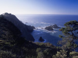 Highway 1, Northern California Coast Photographic Print by Tom Stillo