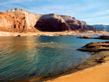 Dungeon Canyon, Lake Powell, Utah Photographic Print by James Denk