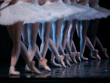 Ballet - Live Performance Photographic Print by Keith Levit