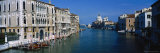 Grand Canal, Santa Maria Della Salute, Venice, IT Fotografisk tryk af Terry Why