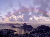 Sugarloaf, Guanabara Bay, Rio de Janeiro, Brazil Photographic Print by Silvestre Machado