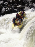 White-Water Rafting Photographic Print by Jack Affleck