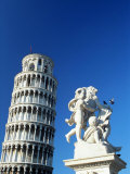 Leaning Tower of Pisa, Italy Photographic Print by Peter Adams