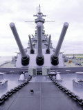 USS Alabama Battleship Memorial Park, Al Photographic Print by Jim Schwabel