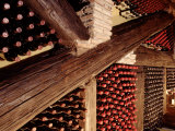 Wine Cellar Photographic Print by John James Wood