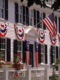 Fourth of July, Main Street, Manchester, MA Photographic Print by Kindra Clineff