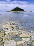 St. Michaels Mount, Marazion, UK Photographic Print by David Clapp