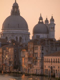 Buildings and Basilica on Grand Canal, Venice, Italy Photographic Print by Kindra Clineff