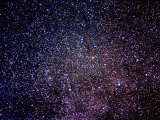 Field of Stars Fotografisk trykk av Dennis Lane