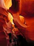 Lower Antelope Slot Canyon Photographic Print by Adam Jones