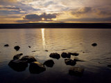 Sunrise Over Loch Ness, Inverness-Shire Photographic Print by Iain Sarjeant