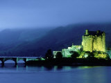 Eilean Donan Castle, Loch Duich, UK Photographic Print by Mark Hamblin
