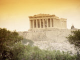 View of the Parthenon, Athens, Greece Photographic Print by Jennifer Broadus