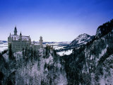 Neuschwanstein Castle, Bavaria, Germany Photographic Print by Walter Bibikow