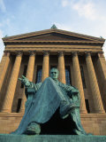 Philadelphia Museum of Art, Philadelphia, PA Photographic Print by James Lemass