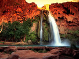 Havasu Falls, AZ Photographic Print by Cheyenne Rouse