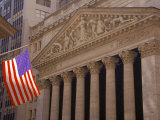 NY Stock Exchange Photographic Print by Jeff Greenberg