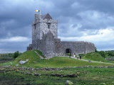 Dunguaire Castle, Ireland Photographic Print by Michele Burgess