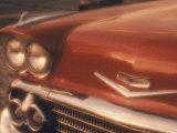 Gros plan sur une Chevrolet Photographie par Silvestre Machado