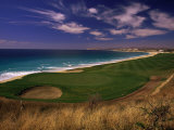 Cours de golf El Dorado, Cap San Lucas, Mexique Photographie par Walter Bibikow