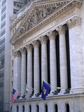 New York Stock Exchange Photographic Print by Bill Bachmann