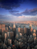 New York City Skyline, NY Photographic Print by Peter Adams
