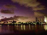 Honolulu, Hawaii Photographic Print by Bruce Clarke