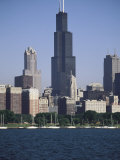 Sears Tower, Chicago, IL Photographic Print by Bruce Leighty