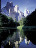 Central Park, New York City, New York Photographic Print by Peter Adams