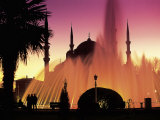 Sultanahmet, Blue Mosque, Istanbul, Turkey Photographic Print by Peter Adams
