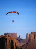 Powered Parachute Ultralight Vehicle, UT Photographic Print by Amy And Chuck Wiley/wales