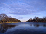 Washington Monument, Wash, DC Photographic Print by Lauree Feldman