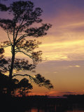 Cotton Bayou at Sunset, Orange Beach, AL Photographic Print by Jeff Greenberg
