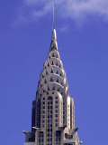 Chrysler Building, Upper Tiers, Ny Photographic Print by Rudi Von Briel