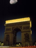 Arc de Triomphe, Paris, France Photographic Print by Silvestre Machado