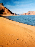 Mussel Shell at Dungeon Canyon, Lake Powell Photographic Print by James Denk
