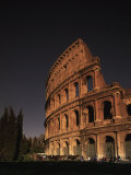 The Colosseum, Rome, Italy Photographic Print by Angelo Cavalli