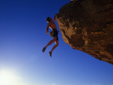 Rock Climber Photographic Print by Greg Epperson