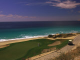 Cours de golf El Dorado, Cap San Lucas, Mexique Photographie par Walter Bibikow